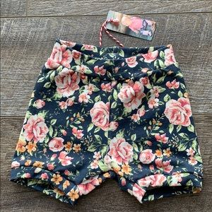 Other - Floral Shorties